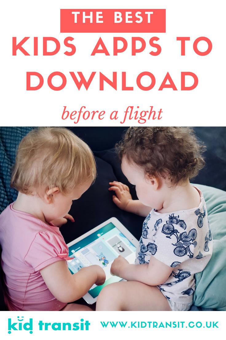 best downloads for a long flight