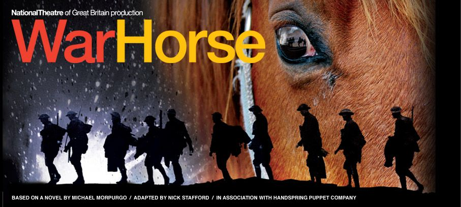 """Saw The PLAY, """"War Horse,"""" In New York, Which Exceeded All"""
