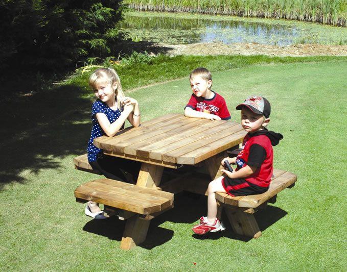 Kids Picnic Table Kids Picnic Table Diy Picnic Table 400 x 300