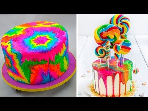 Top 10 Most Satisfying Cake Style Video Cake Style 2017