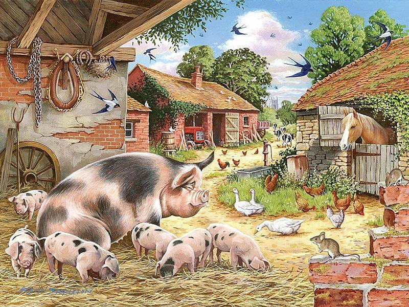 Дом для домашних животных картинки