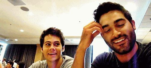 Dylan and Tyler... they so damn sexy it hurts! #Hobrien