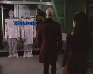 Star Trek: The Next Generation. Episode: Manhunt