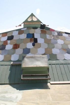 How To Build Beautiful Houses From Tires Bottles And Mud Earthship Earthship Home Recycling