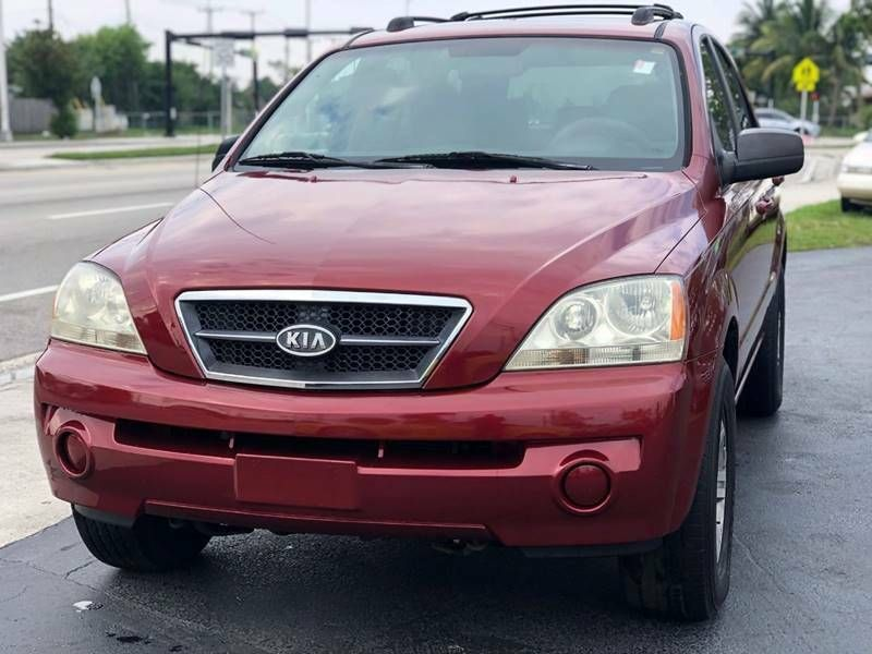 Used 2005 Kia Sorento LX 4dr SUV 2005 Kia Sorento LX 4dr
