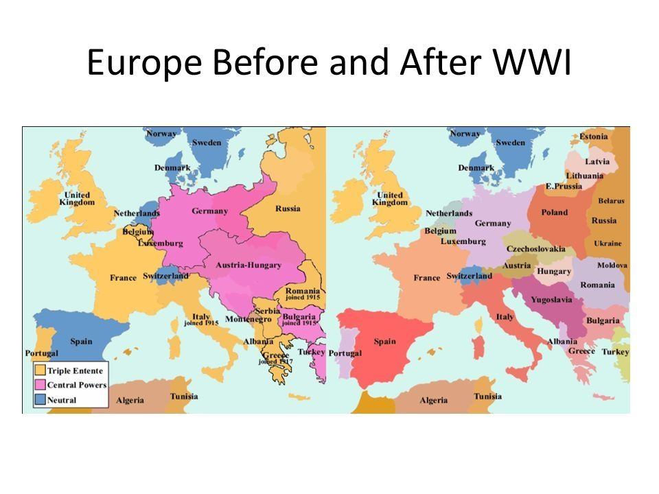 map of europe ww1 Map Of Europe After Map Of Europe In Ww1 Maps Of Europe After Ww1