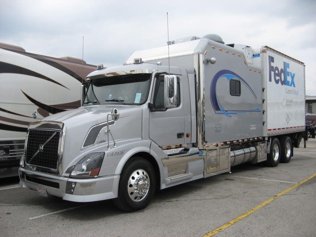 Photo By Bill Banks Volvo Trucks Big Rig Trucks Cool Trucks