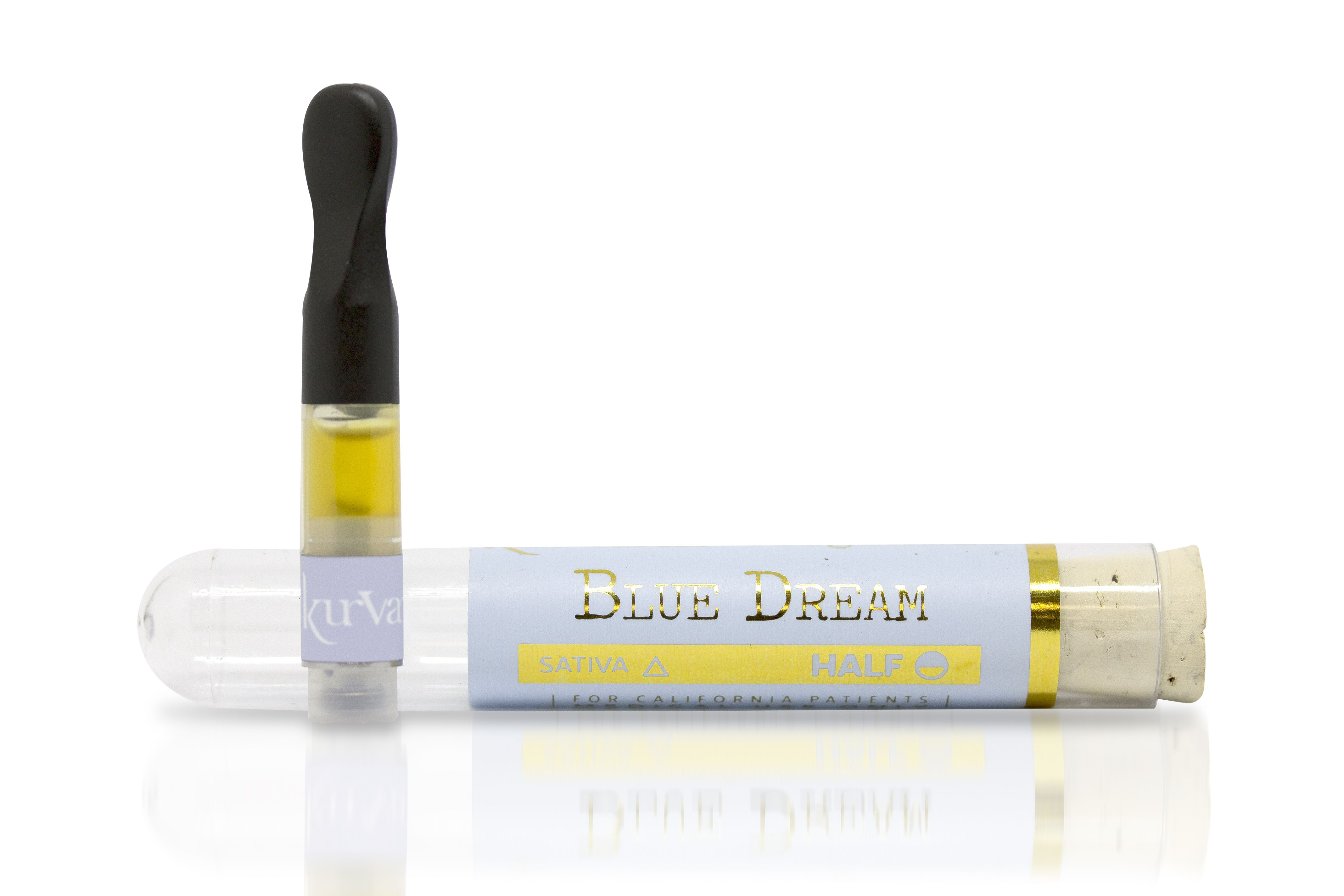 Kurvana Blue Dream Vaporizer Cartridge  THC Vape Cart #weed