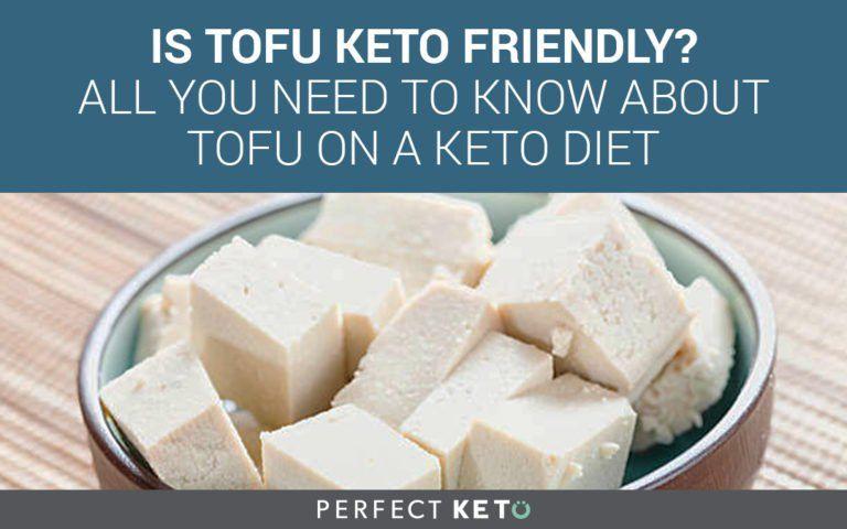 tofu on the keto diet