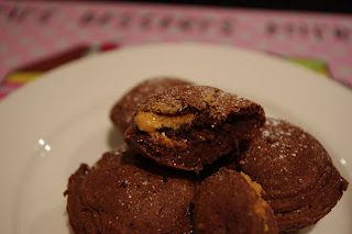 Photo of Chocolate Peanut Butter Ebelskivers