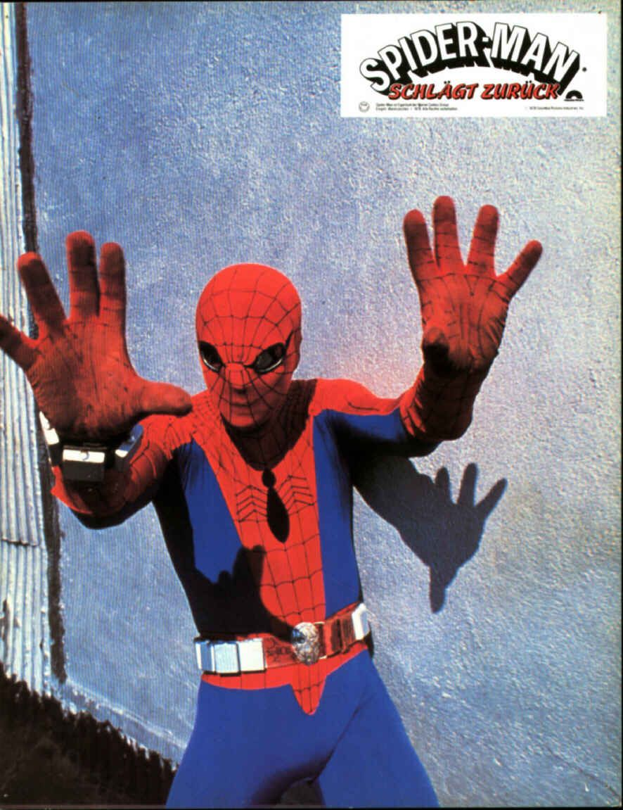 The Amazing Spider-Man 1970s Live Action TV Show ...