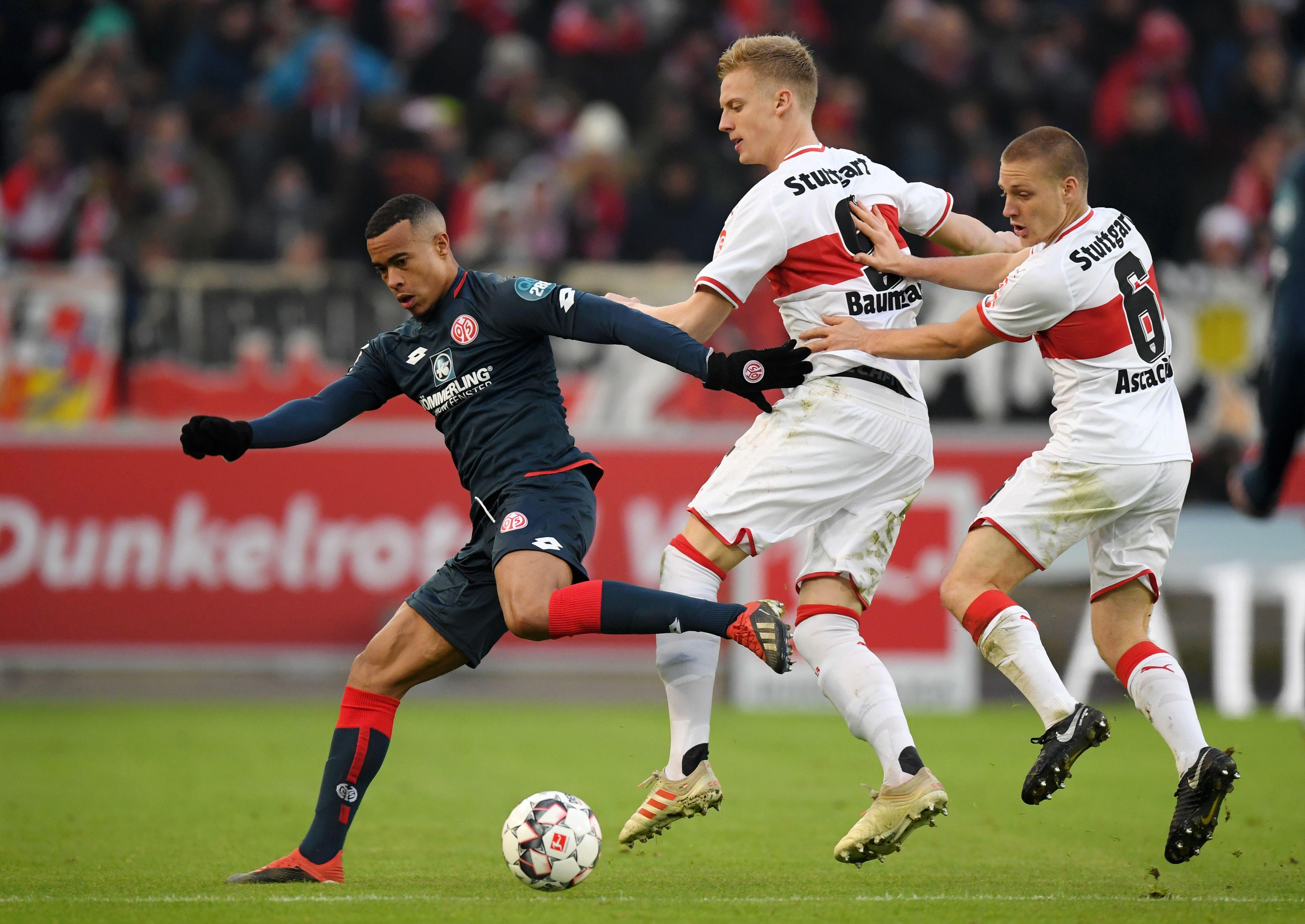 Gol en contra de Ascacibar en la caída de Stuttgart