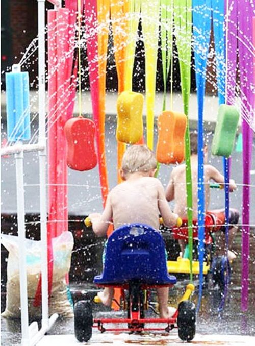 juegos para cumpleaos infantiles de verano