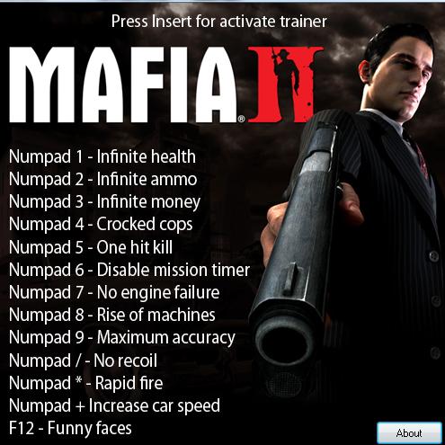 Trainer Mafia 2