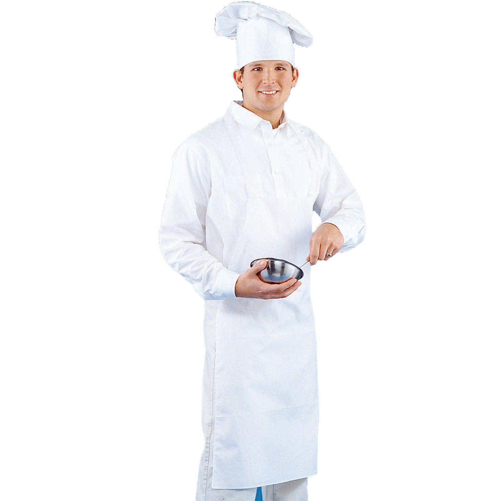 White apron chef fresno - Peter Alan Chef Hat And Apron Set