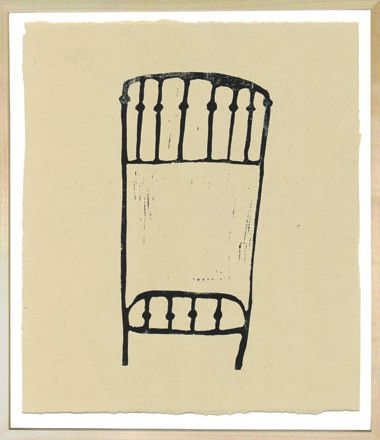 Bed by Hugo Guinness at John Derian Co