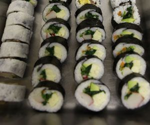Sushi Is My Favorite Food To Go Out To Eat Now That I Ve Moved To A New Area I Am Planning On Trying All Of The Sushi Restau Best Sushi Rolls