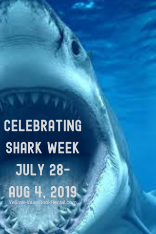 All About Sharks: A Homeschool Guide to Shark Week 2019