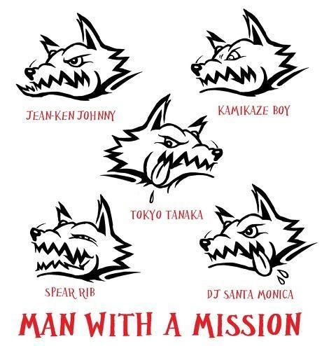 マンウィズアミッション Google 検索 Man With A Mission In 2019