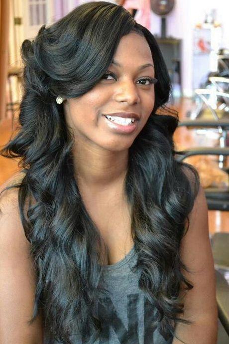 Black Sew In Hairstyles Sew In Hairstyles Hair Styles Hair