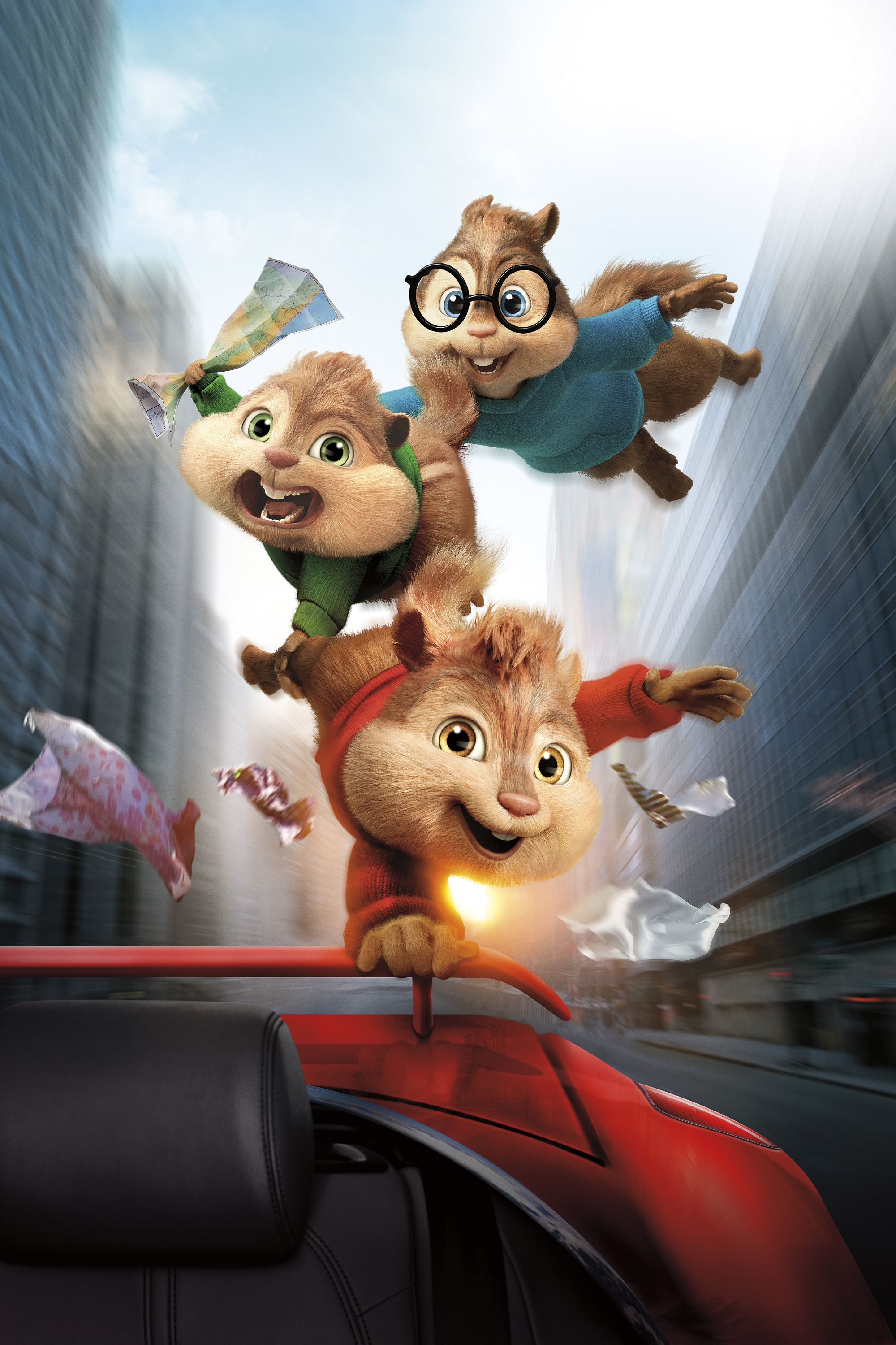 Alvin And The Chipmunks The Road Chip You Are My Home Clip