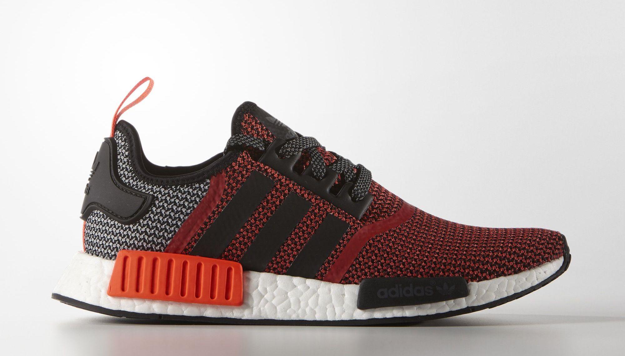 Adidas · adidas NMD R1-Lush Red
