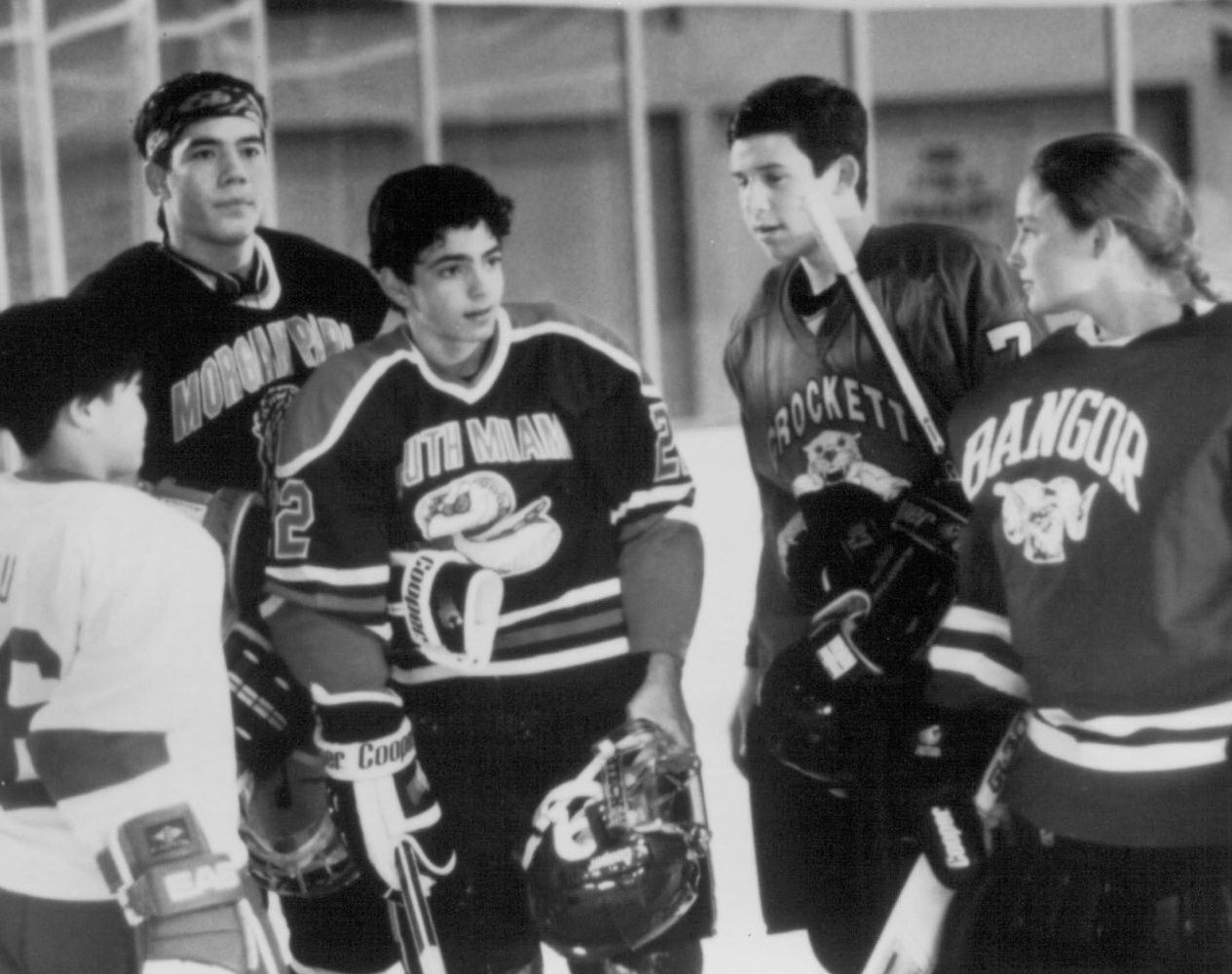 Themightyducks 2 1994 Benny The Jet Rodriguez D2 The Mighty Ducks Mike Vitar