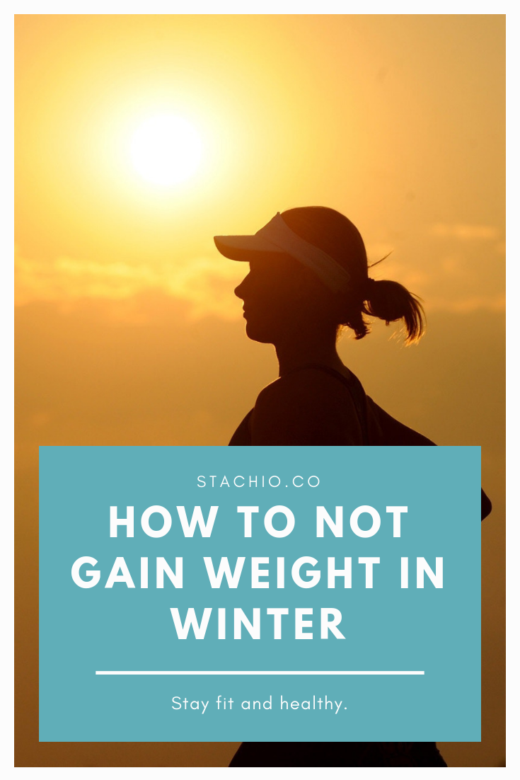 how to lose weight during winter