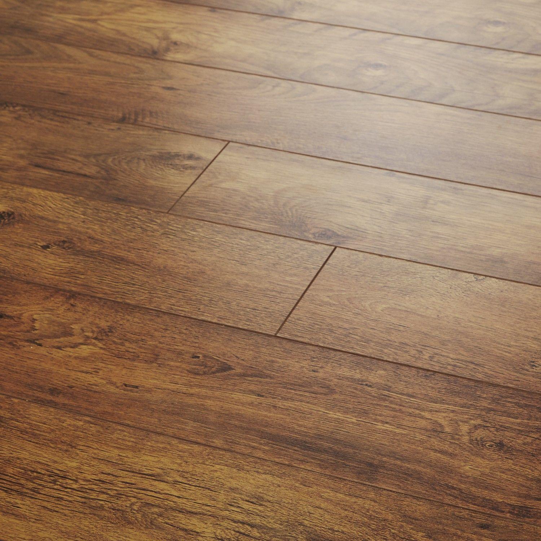 Right Groove Antique Oak Laminate Flooring Flooring