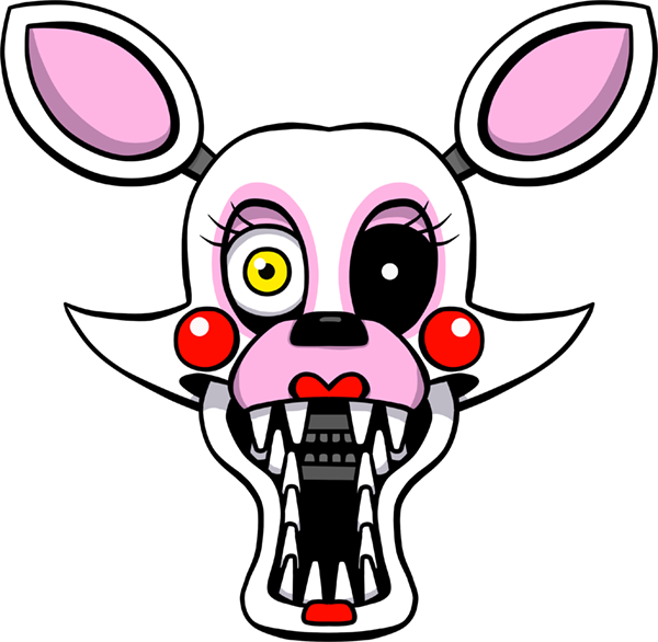 Five Nights At Freddys Mangle Shirt Design By Kaizerin