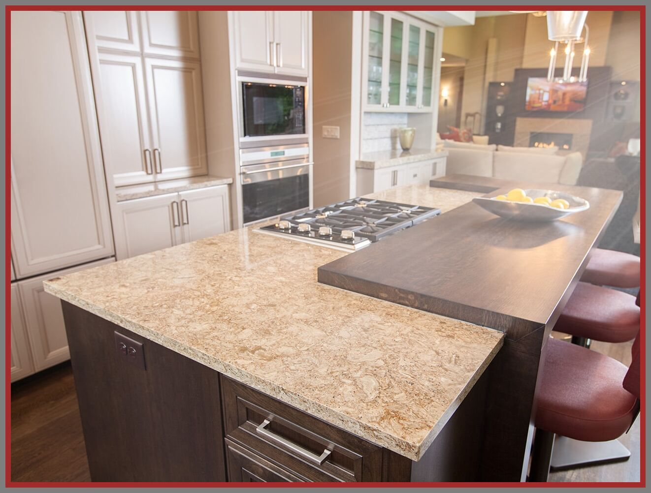90 Reference Of Cambria Crowndale Countertops In 2020 Kitchen Countertops Quartz Kitchen Cambria Quartz