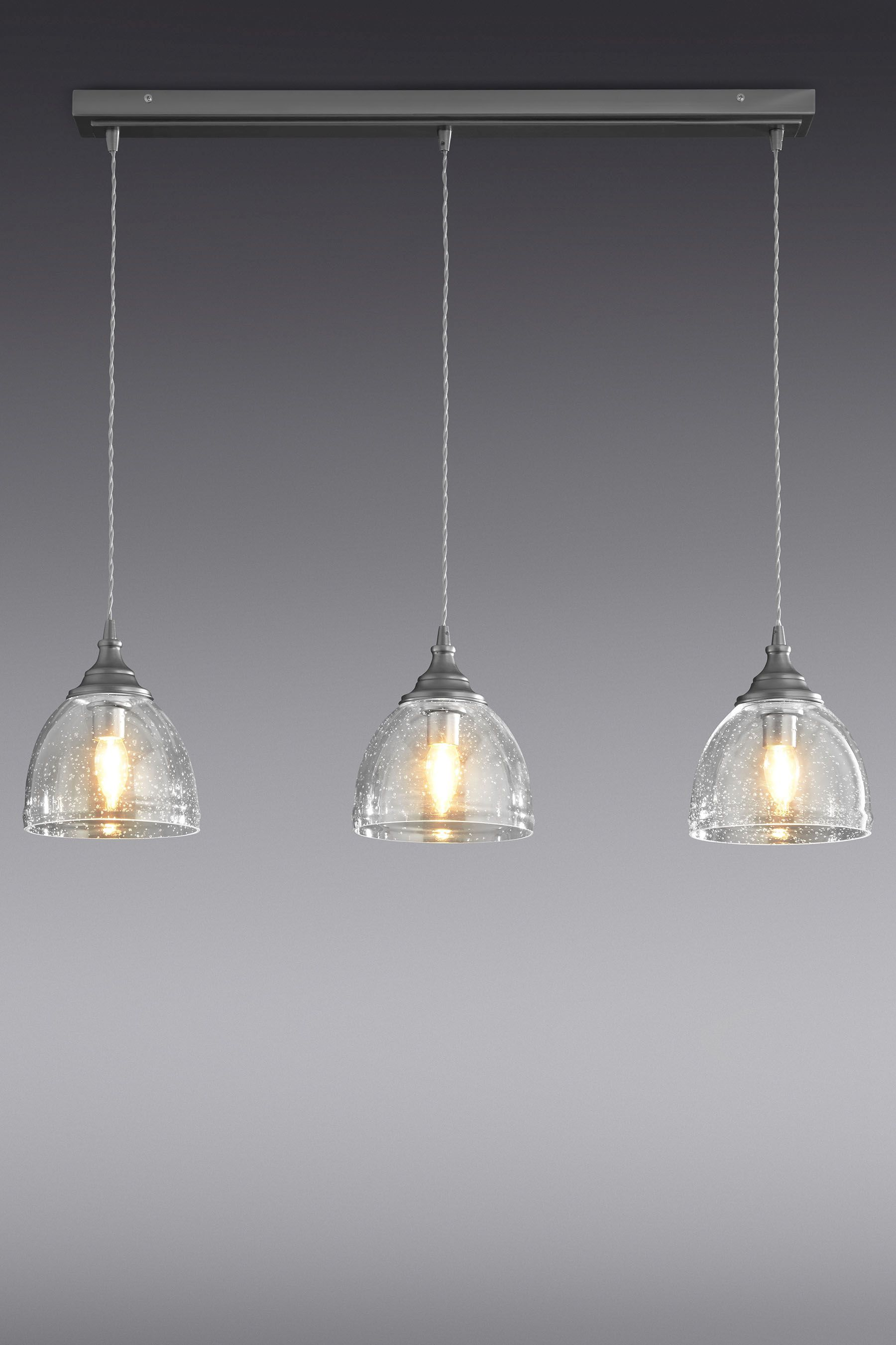 Oxford 3 Light Linear Pendant From The Next Uk Online