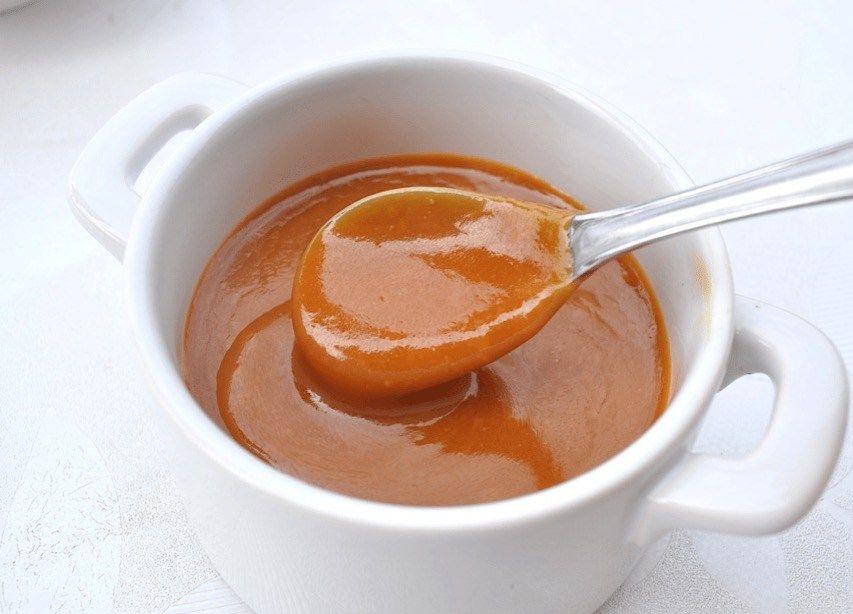 Le Caramel Au Beurre Sale Est Une Specialite Typique De La Bretagne Ce Caramel Mou Realise Avec Du Beu Recette Facile Caramel Au Beurre Sale Caramel Au Beurre