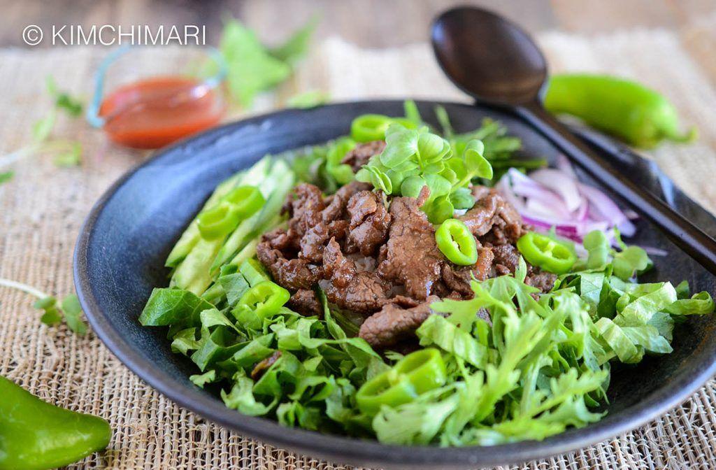 Bulgogi - Authentic Korean Beef BBQ | Recipe (With images ...
