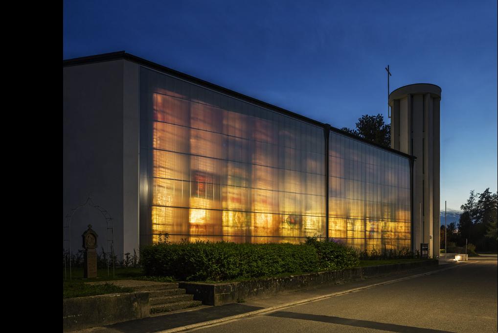 Das Energiewunder Von Meckenheim Trager Des Umweltpreises 2016 Der Erzdiozese Freiburg Outdoor Decor Architecture Exterior