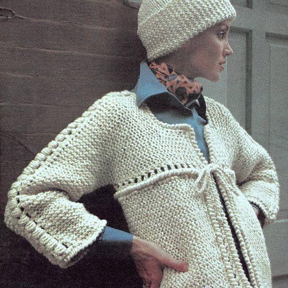 Instant Download Pdf Vintage Knitting An - Post