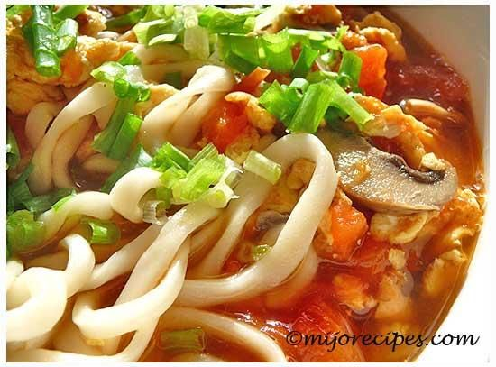 A simple and easy chinese noodle soup recipe to make with tomato a simple and easy chinese noodle soup recipe to make with tomato eggs forumfinder Gallery