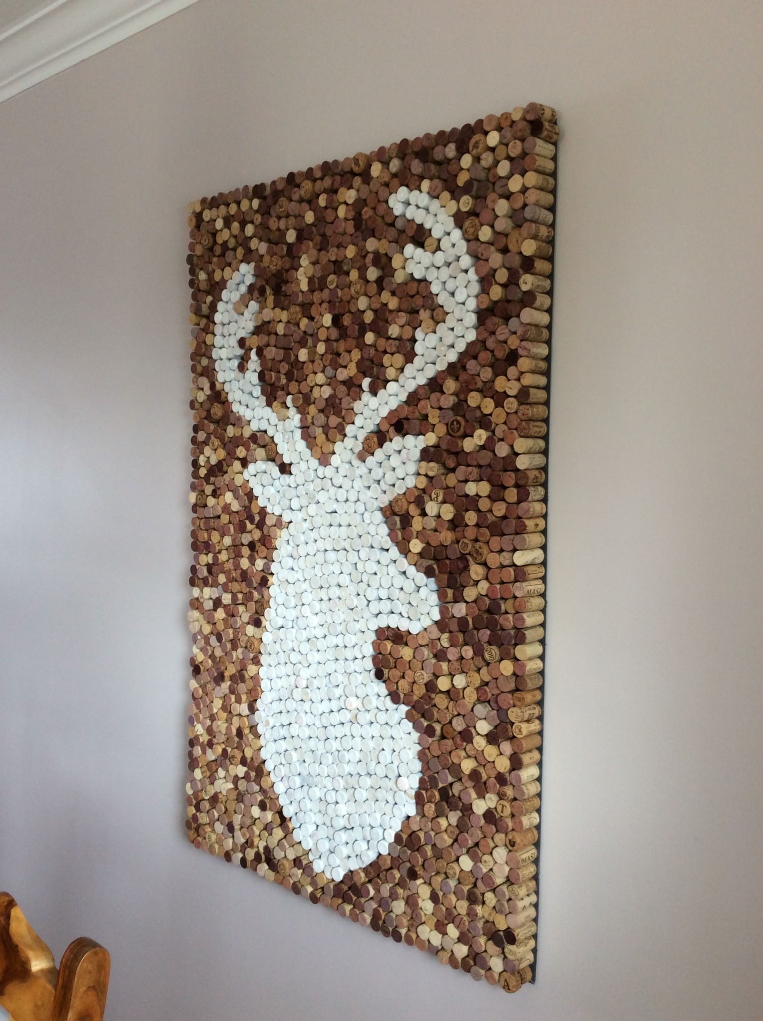 Wine Corks Deer Cork Crafts Diy