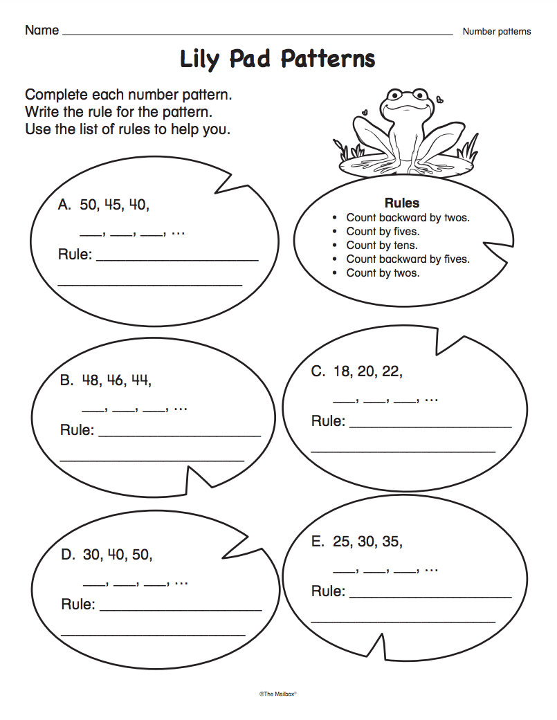 Lily Pad Patterns In 2021 Lily Pads Pattern Activity Sheets [ 1041 x 805 Pixel ]