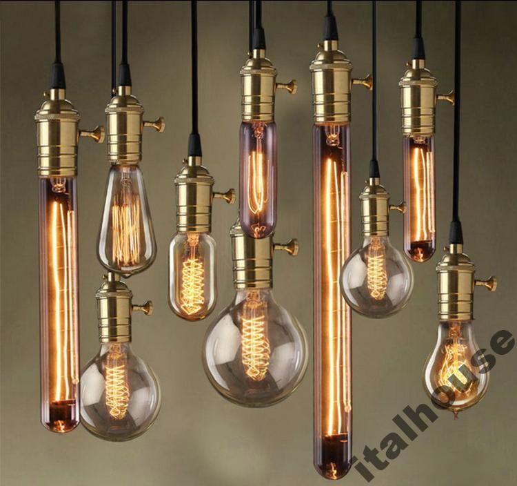 Lampa Wisząca Oprawa Retro Loft Edison 38zł Vintage