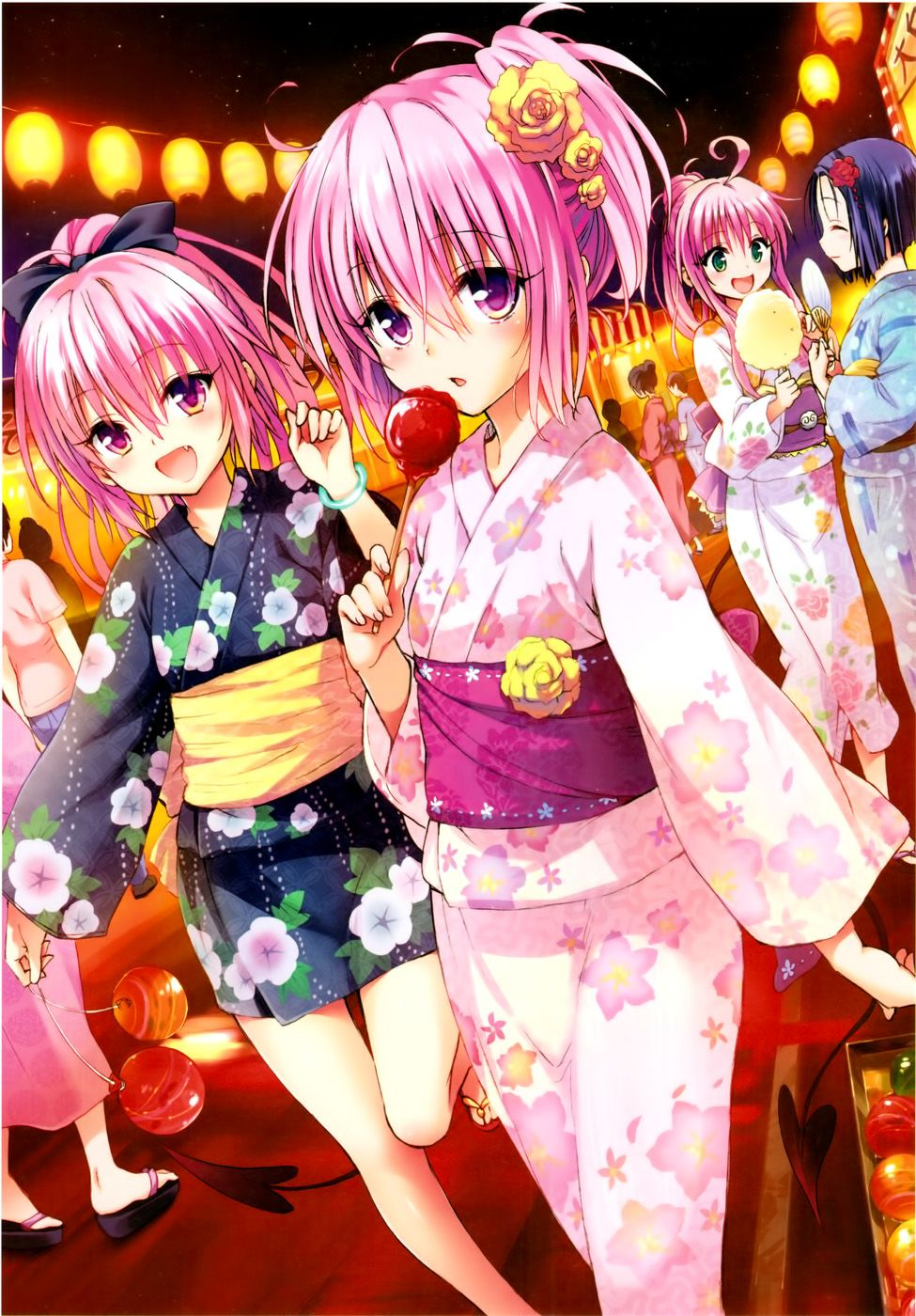 To Love Ru Darkness 28 Toloveる 矢吹健太朗 モモ