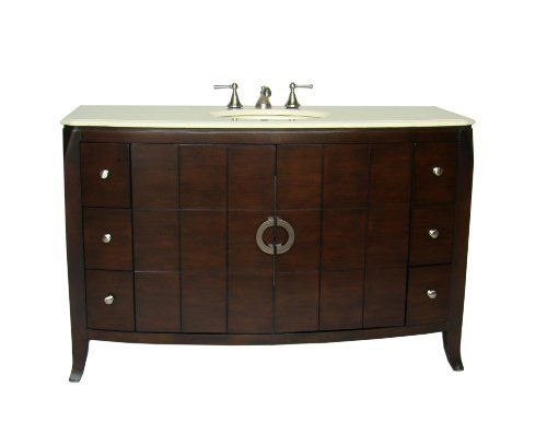 54 Euro Style Bathroom Sink Vanity Cabinet Ba 4447m Chanel By Chans Furniture Http Www Dp B001acqim6 Ref Cm Sw R Pi Msk7pb1pdwvyb
