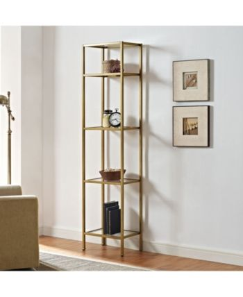 Magnificent Aimee Narrow Etagere Gold Products In 2019 Etagere Home Interior And Landscaping Ymoonbapapsignezvosmurscom