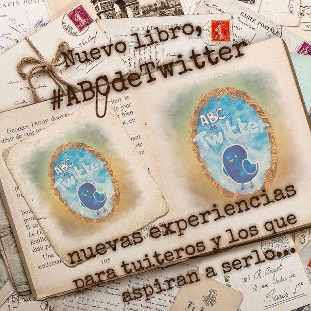 """abcdetwitter: """"Adquiérelo a precio especial en la preventa! #ABCdeTwitter Nuevas experiencias para tuiteros y los que aspiran a serlo...  http://bit.ly/1KzcQO4 informes paideiamx@gmail.com #instabook #Libro #ABCdeTwitter #Twitter #instagood #instamoment #instalike"""""""
