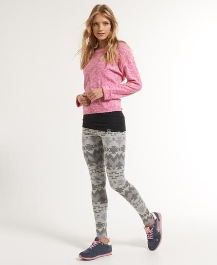 Superdry Jacquard Leggings