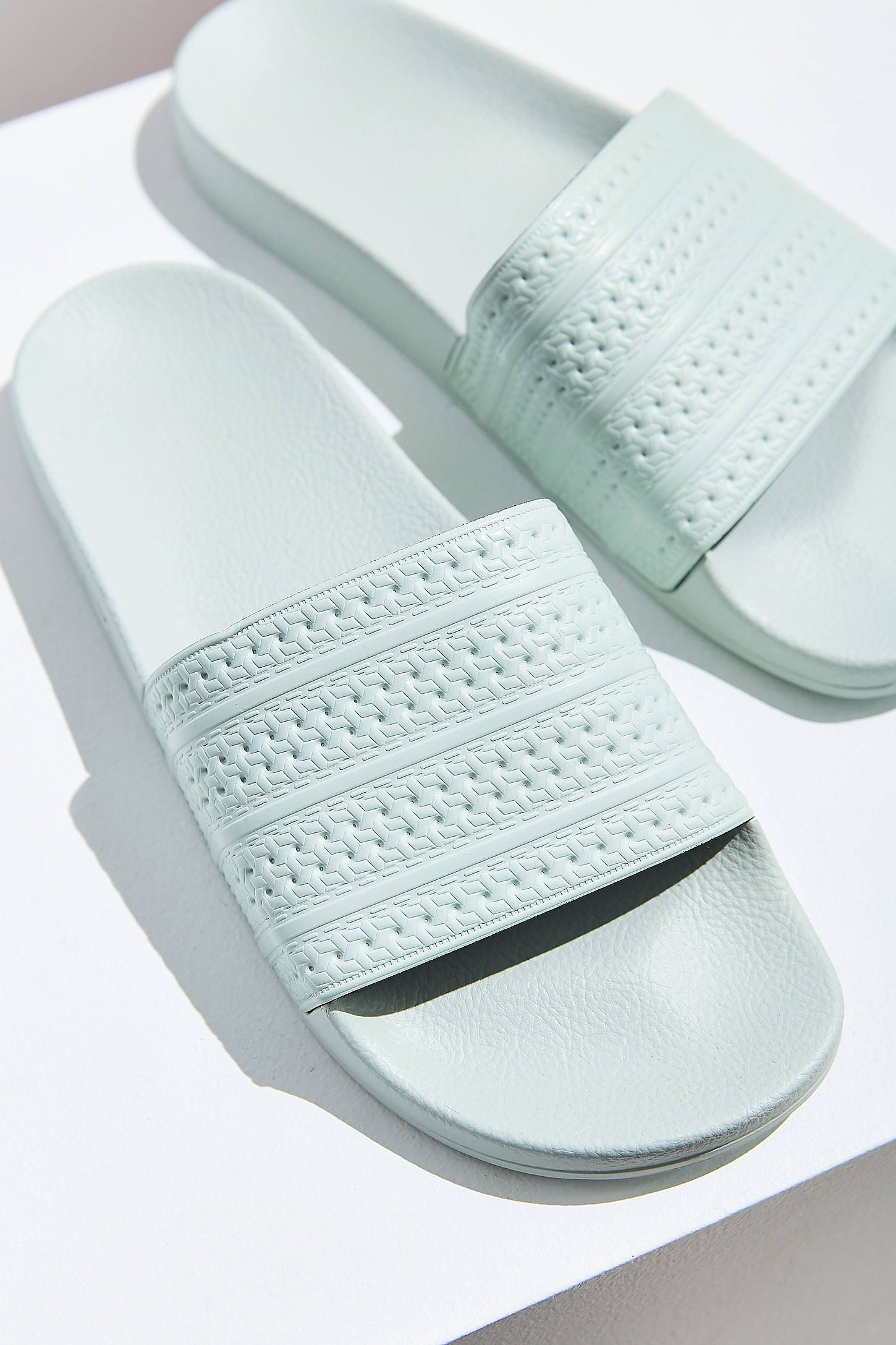 dfe8d61b42fef2 Slide View  1  adidas Originals Adilette Mono Pool Slide