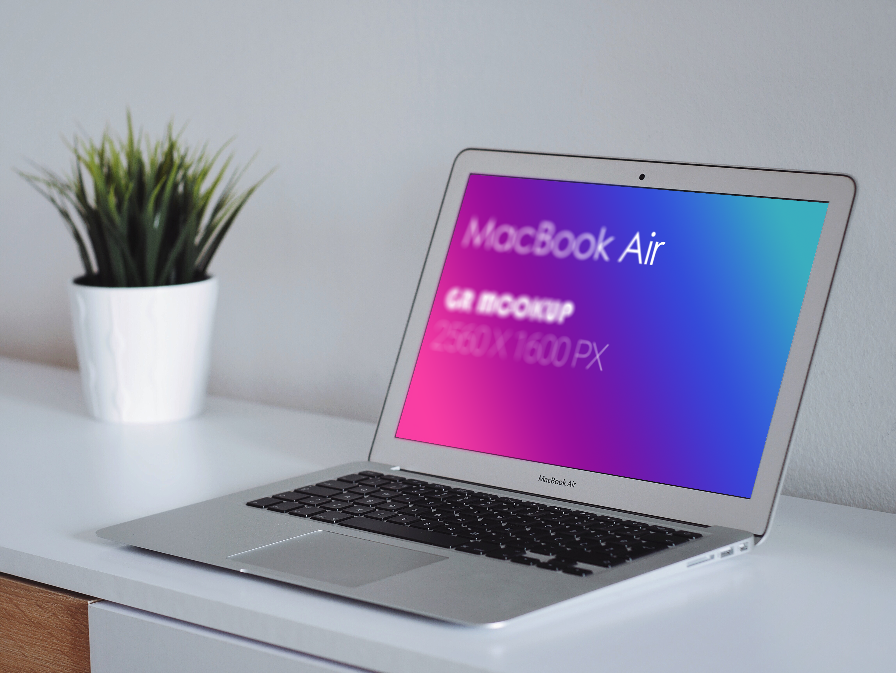 Free White Macbook Air Mockup Apple Devices Business Card Mock Up Flyer Mockup Iphone Mockup