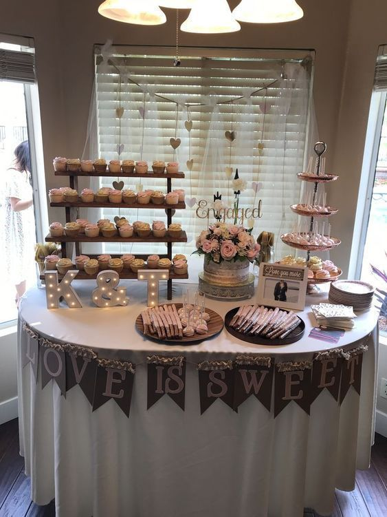 How to Plan an Engagement Party + Recomended Vendors