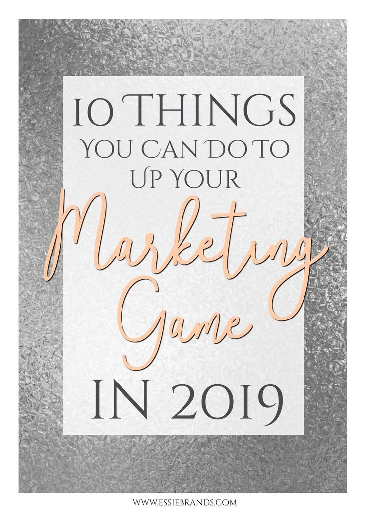 10 Marketing Ideas to Implement in 2019 is part of Online business marketing, Online marketing strategies, Marketing strategy business, Small business marketing, Marketing, Online marketing - With 2018 quickly winding down, it's important that your business has a marketing plan in place for the new year  Here's 10 ways you can up your marketing game and ensure 2019 is off to a great start