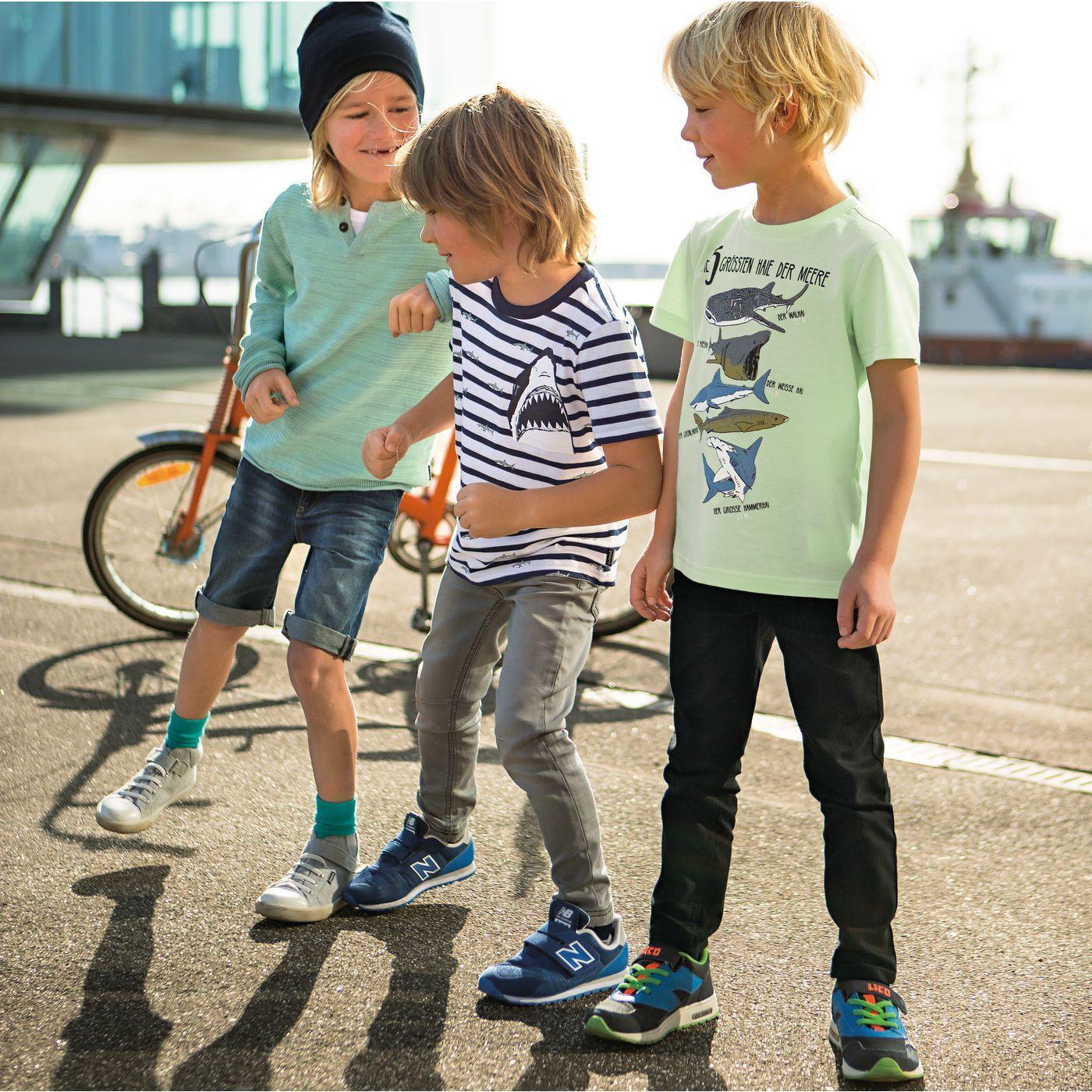Kinder T Shirt Haie Online Bestellen Jako O Mode Jungs